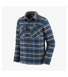 Insulated Fjord Flannel Jacket - Last Season's