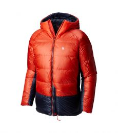 Phantom Hooded Down Jacket Uomo