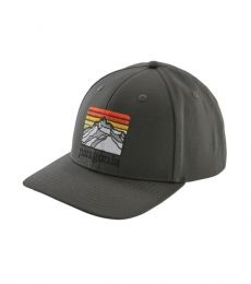 Line Logo Ridge Roger That Hat