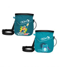 Kids climbing chalk bag