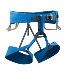 Solutions Harness Ultra Blue Front