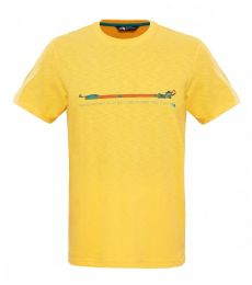 The North Face SS Listen to Mom T-shirt, climbing t-shirt, mens tee