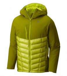 Supercharger Insulated Jacket Men Python Green Fresh Bud