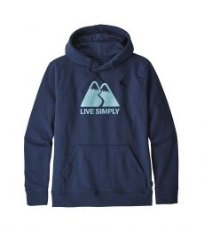 Live Simply Winding Uprisal Hoody