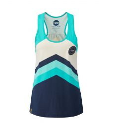 Women's Chevron Racer Back Vest