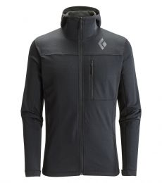 Moisture-wicking fast-drying alpine midlayer