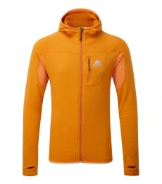 Mountain Equipment Eclipse Jacket Men Electrum / Marmalade