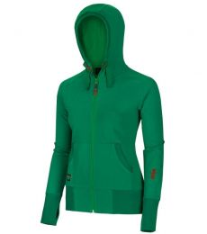 Ocun Corse Hoody Womens, Womens climbing clothing, womens hodies, womens full zip hoodie