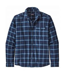 Men's Long-Sleeved Lightweight Fjord Flannel Shirt - Camicia manica lunga uomo