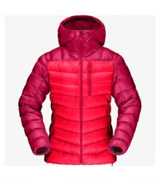 Lyngen down 850 Hood Jacket - Women's