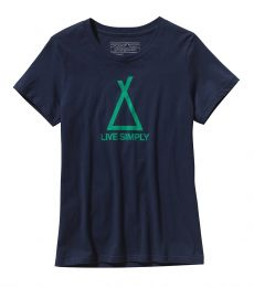 Tent Life Cotton T-Shirt (Woman)