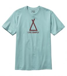 Tent Life Cotton T-Shirt 2015