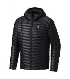 Ghost Whisperer Hooded Down Jacket