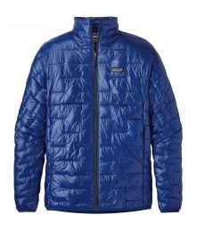 Patagonia Men's Micro Puff Jacket Viking Blue