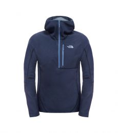 Fuseform Dolomiti Fleece Spruce Cosmic Blue Front
