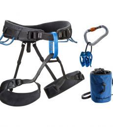 Climbing harness package