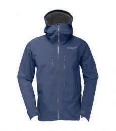 Norrøna Trollveggen Gore-Tex Light Pro Jacket Men Indigo Night