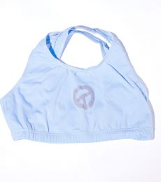 Charko Women's Nunat Crop Top Light Blue