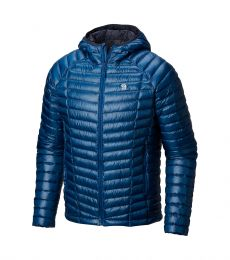 Ghost Whisperer Hooded Down Jacket Men