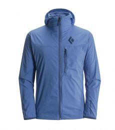 Water and wind-resistant softshell