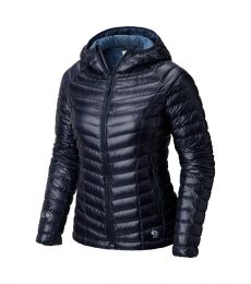 Ghost Whisperer Hooded Down Jacket Donna - STAGIONE PRECEDENTE