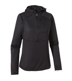Capilene® 4 Expedition Weight 1/4 Zip Hoody (Femme)