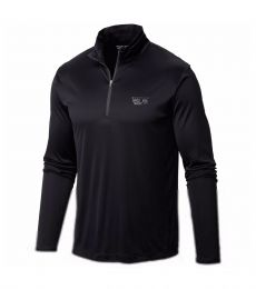 Mountain Hardwear, Wicked Long sleeve Zip T, Baselayers, 2016