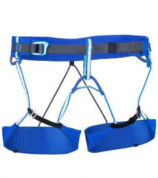 Ski mountaineering harness
