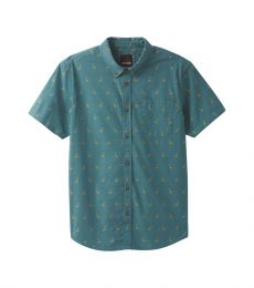 Broderick Embroidery Short Sleeve