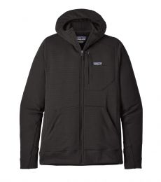 R1® Fleece Full-Zip Hoody Uomo