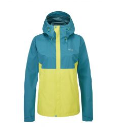 Women's Downpour Eco Jacket - Giacca impermeabile donna