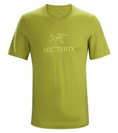 Arc'teryx Arc'Word Heavyweight T-Shirt Men Everglade