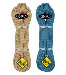 Fully treated half rope
