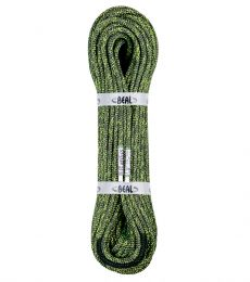 Abseiling rope