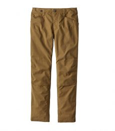 Patagonia Men's Gristone Rock Pants Coriander Brown