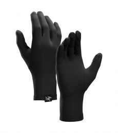 Arc'teryx Rho Glove fleece liner, lightweight glove