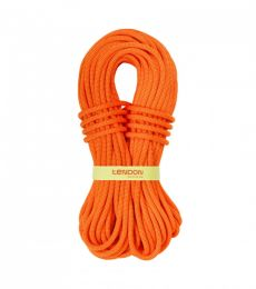 Fully treated single rope