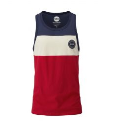 Colour Bloc Vest Men's