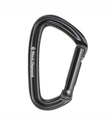 Black Diamond Positron Straight Gate Carabiner, black diamond carabiners, buy black diamond carabiners online, small carabiners,