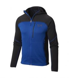 Mountain Hardwear Desna Grid Hooded Jacket 205 Fleeces