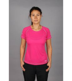 Rab Interval Tee Women quick drying moisture wicking polygiene baselayer climbing hiking walking