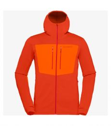 Lyngen Powerstretch Pro Zip Hoodie - Men's