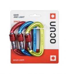 Ocun Hawk Screw 3-Pack