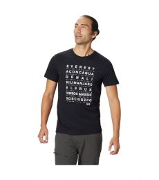 Seven Summits Short Sleeve T-Shirt Uomo