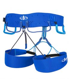 Lightweight alpine harness